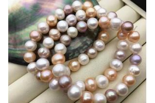 Perlų įvairiaspalvė...